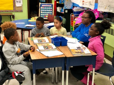 Grade 2 Reading Discussion