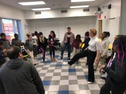 Grades 6 - 8 Theatre Workshop
