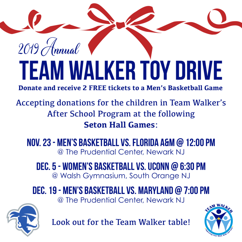Toy Drive Team Walker 2019